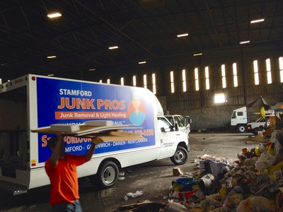 About The Stamford Junk Pros Junk Removal In The Lower