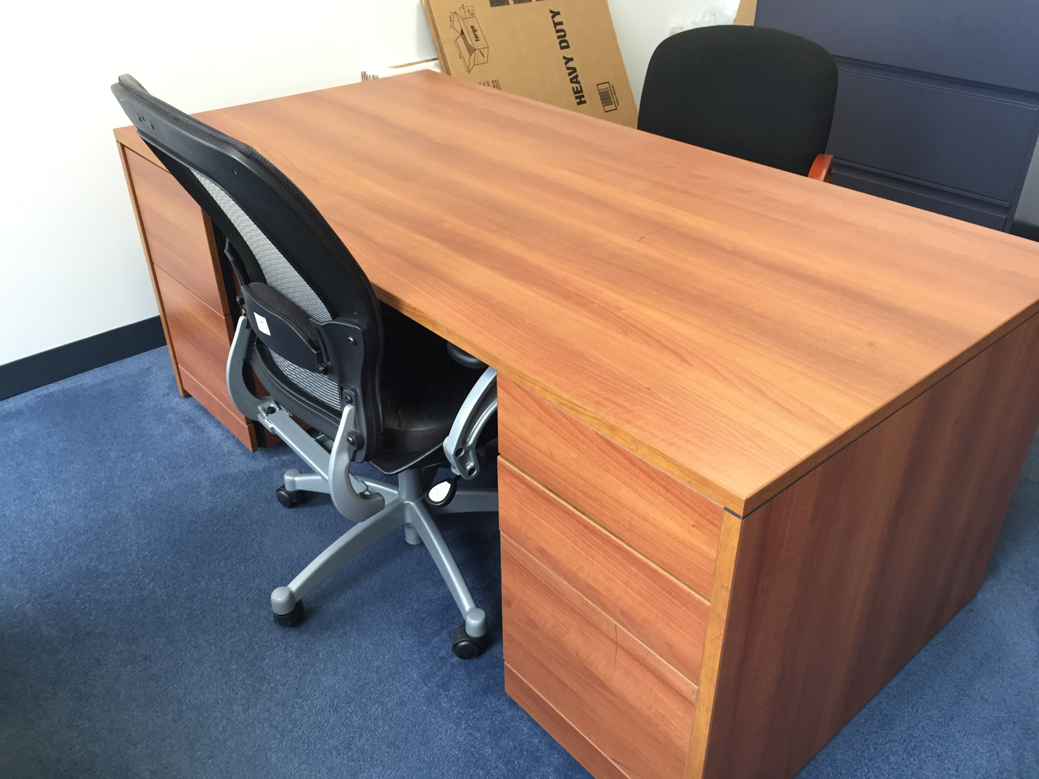 Global Wood Concepts Office Desk